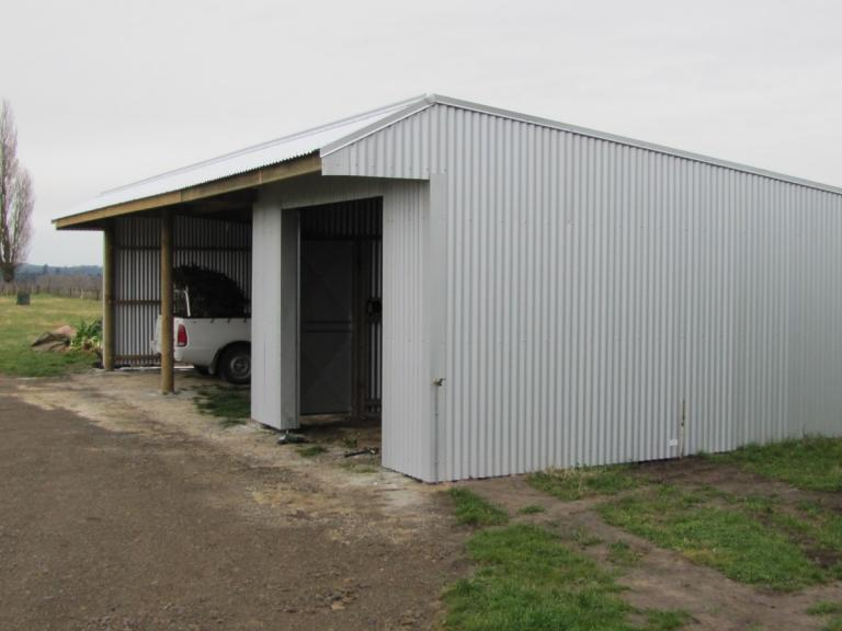 implement shed 2