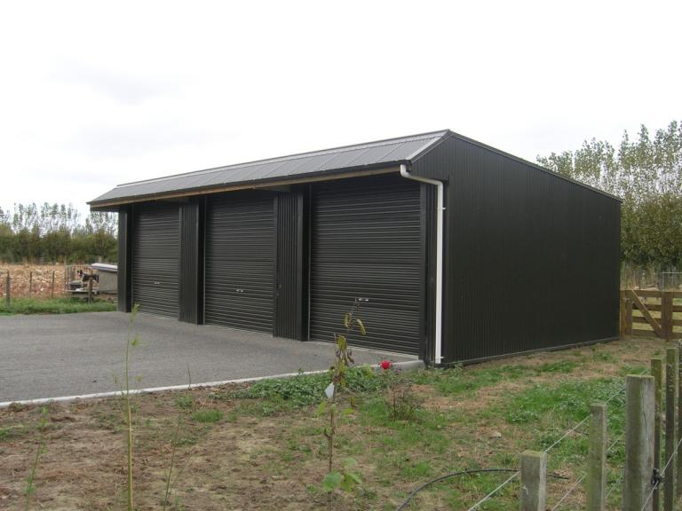 Implement Sheds And Standard Pole Sheds Timberspan